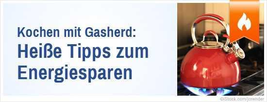 Gaspartipps Teil 2 Energiesparend Kochen Preisvergleich De