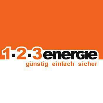 123 energie logo